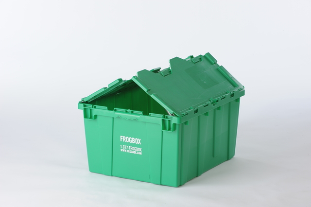 frogbox for Greens Moving