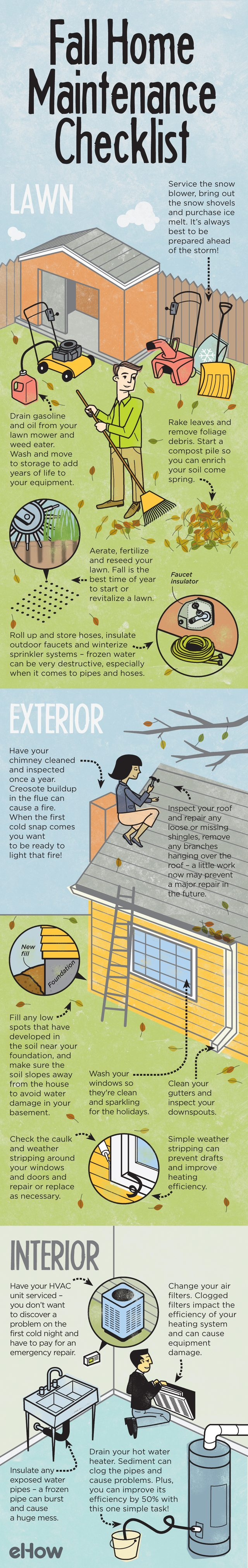 Transitioning your home for Fall - Greens Moving Solutions