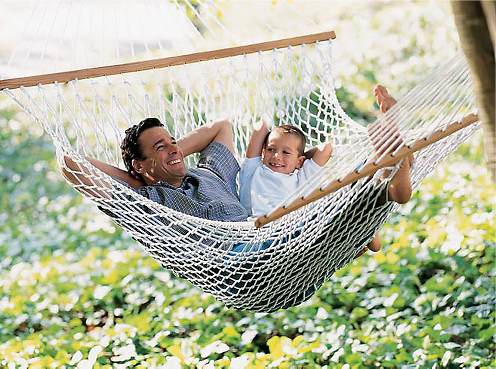 Green Hammock via green decor.com