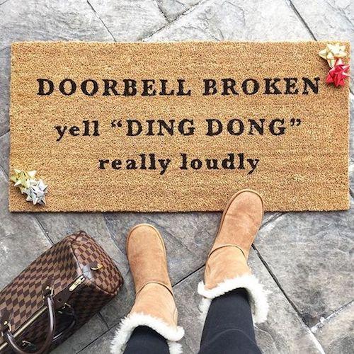 Greens Moving Solutions Doormat Gallery 2