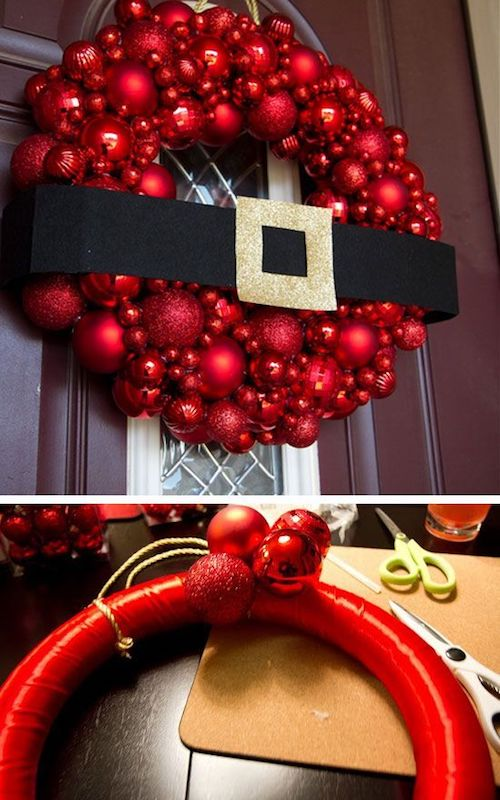 Dress up your door for the holidays - Greens Moving Solutions 2
