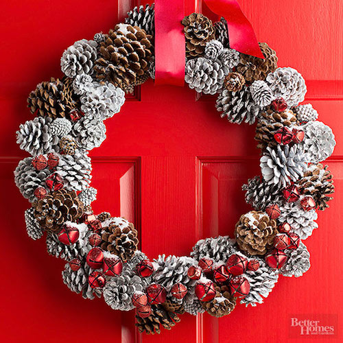 Dress up your door for the holidays - Greens Moving Solutions 3