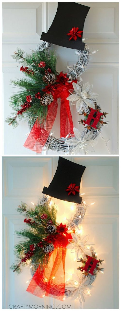 Dress up your door for the holidays - Greens Moving Solutions 4